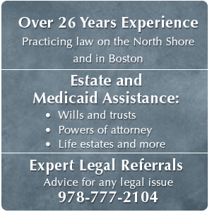 Estate and Medicaid Assistance